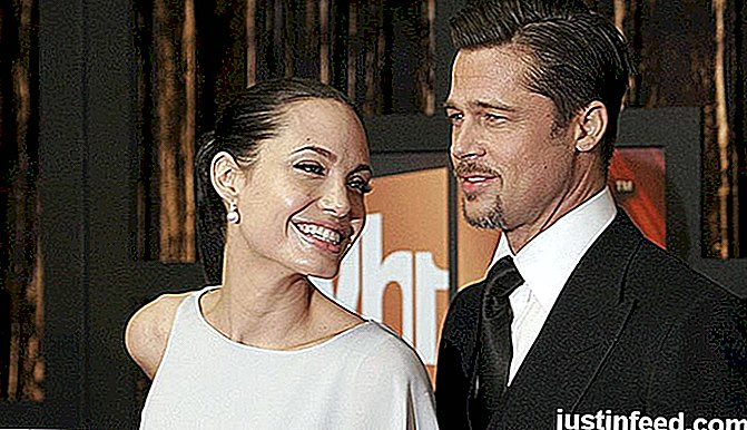 liefde: 10 Bits of Love-advies van Hollywood-paren