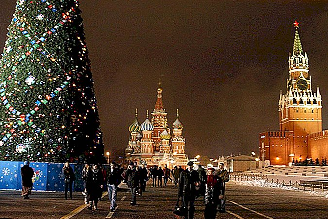 Traditions de Noël en Russie